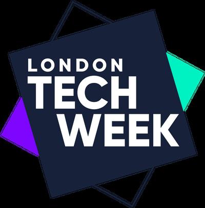 2021年伦敦科技周的标志