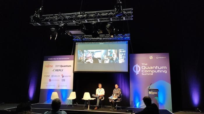 Hybrid panel at London Tech Week