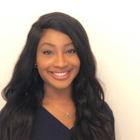 Charmaine Adegbite, Systems Administrator