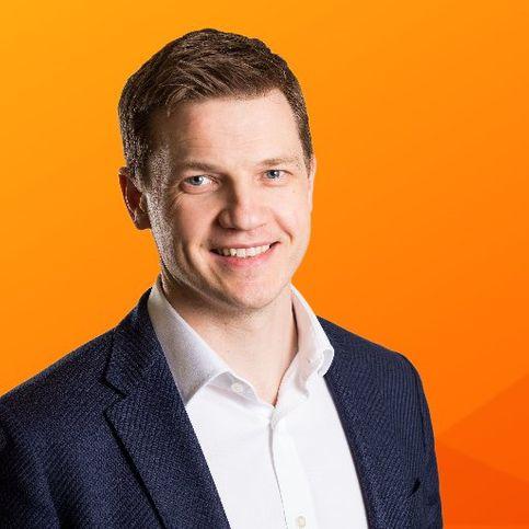 Darren Hardman, VP & General Manager