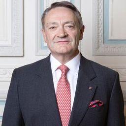 Simon Blagden CBE